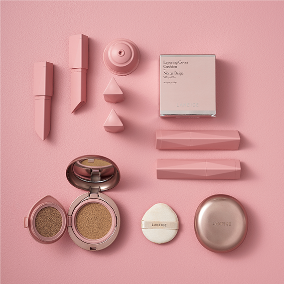 Complete a rosy complexion without darkening 이미지