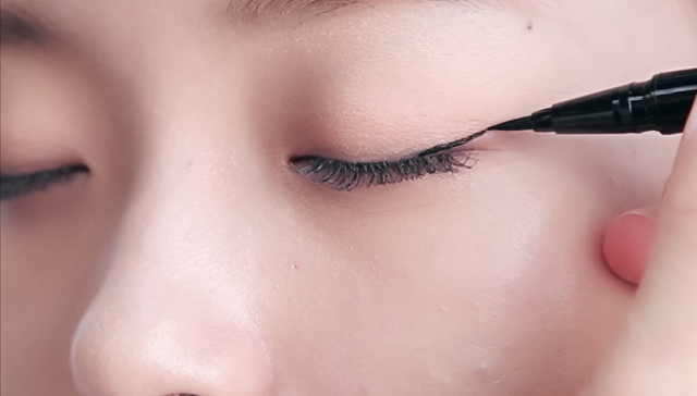 Natural Eye-line for Double Eyelid STEP 1 Image