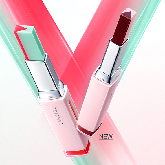 Tint meets balm in #two-tone colors!~💕 이미지