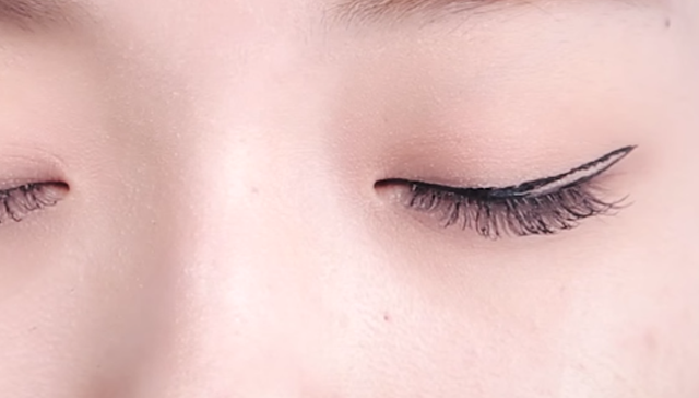 Natural Eye-line for Double Eyelid STEP 3 Image