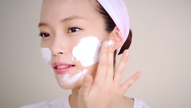 school of k-beauty step image - &step text&