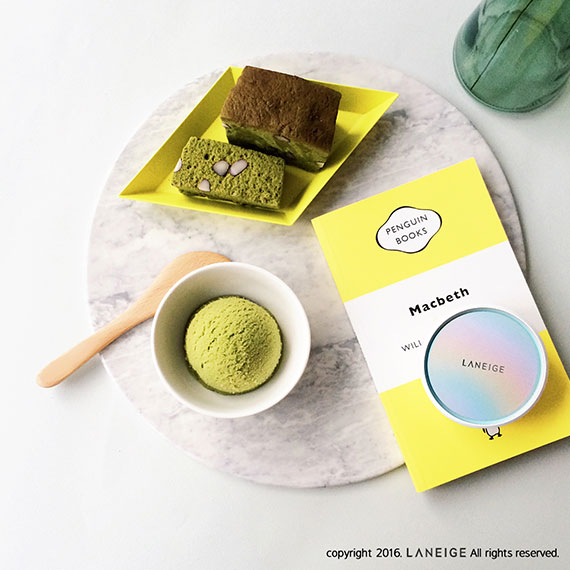 Bittersweet #GreenTea #IceCream 이미지