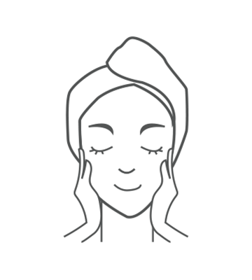 After skincare, apply before the foundation/cushion step.