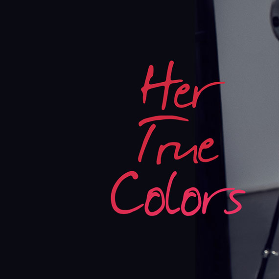 #My True Color 이미지