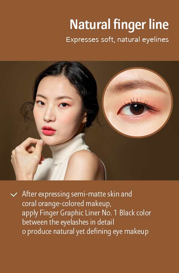 finger graphic liner image