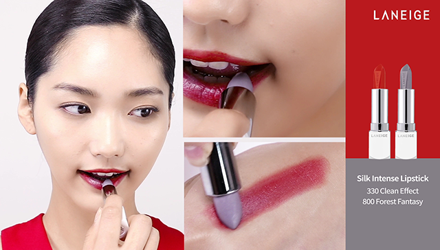 3-ways Red Lip Makeup step3 image