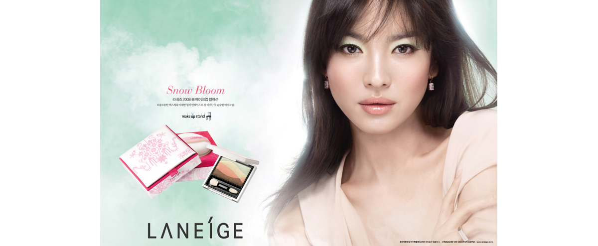 Laneige Snow Bloom