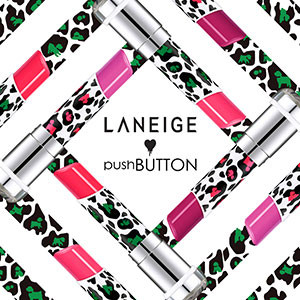 AUG 2014.Laneige X Push Button