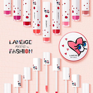 AUG 2015.Laneige X Play No More