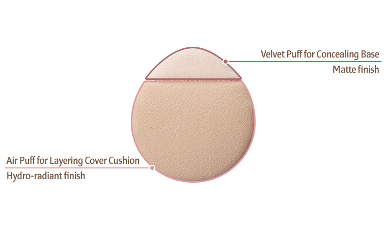 Layering Cover Cushion details image 01