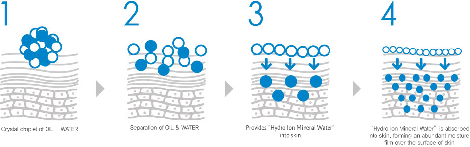 Moisture-Roof™, the technology for skin's optimal oil and moisture balance  image
