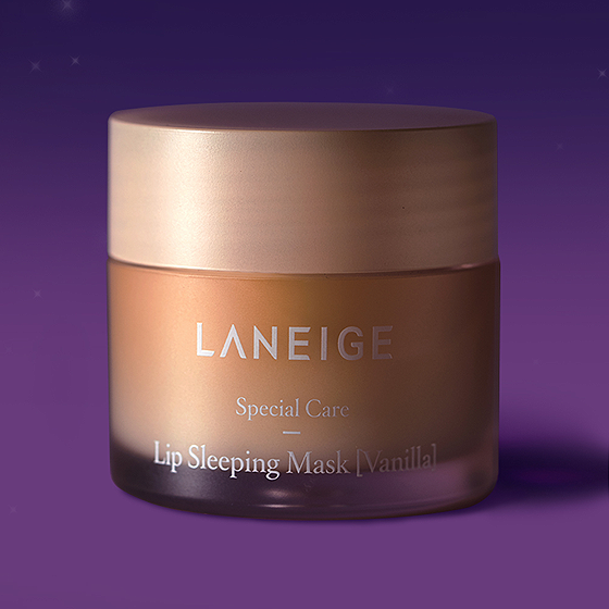 with the soft vanilla scent of #LipSleepingMask 이미지
