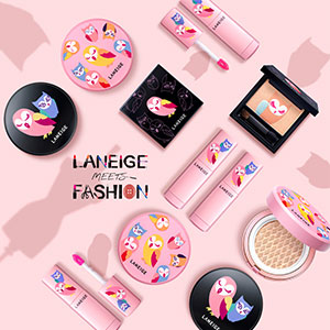 AUG 2016.Laneige X Lucky chouette