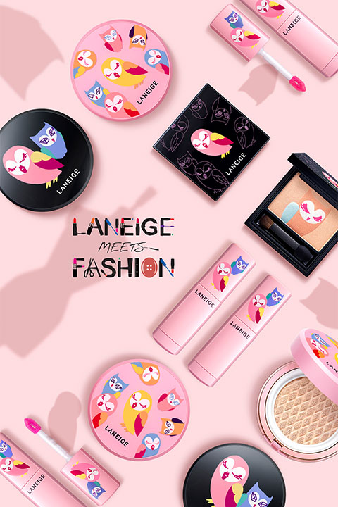 LANEIGE MEETS FASHION