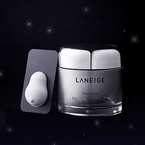 Keep your skin firm with #TimeFreeze 이미지